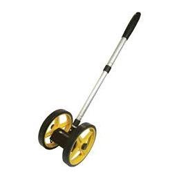 Messrad Micro Doppelrad  WEISS