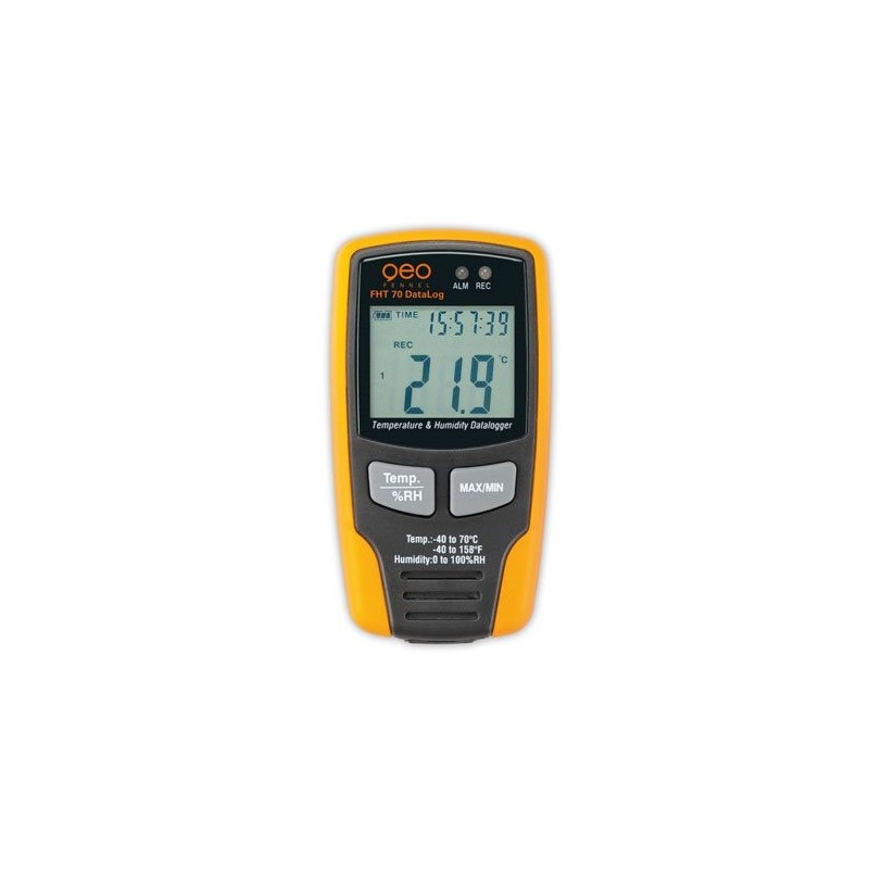 FHT70 Thermo-/Hygro Datalogger